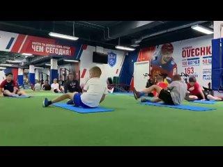 ОФП - тренировочные сборы