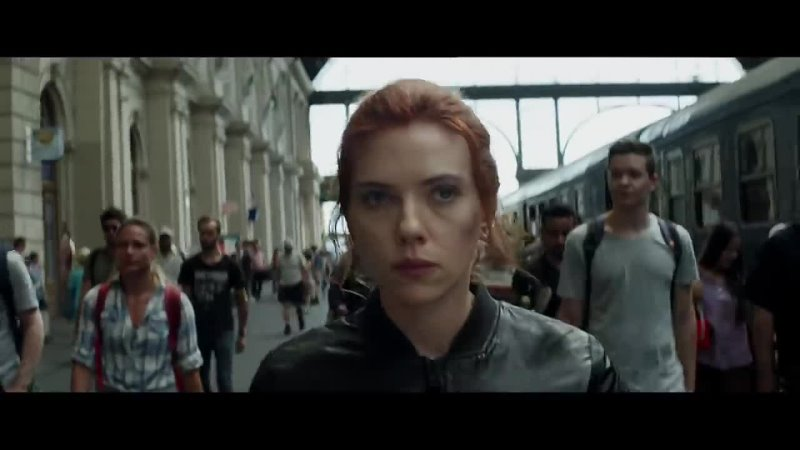 Черная вдова Black Widow 2021 📽 Режиссер Кейт Шортланд Трейлер