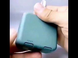 Крутой внешний аккумулятор для телефона