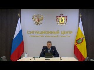Губернатор Любимов о благоустройстве