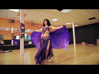 Восточные танцы с Даниэллой Псков