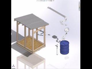 """Видео от Гидроабразивная резка """"ОМАХ"""" - чертежи DXF / CDR"""