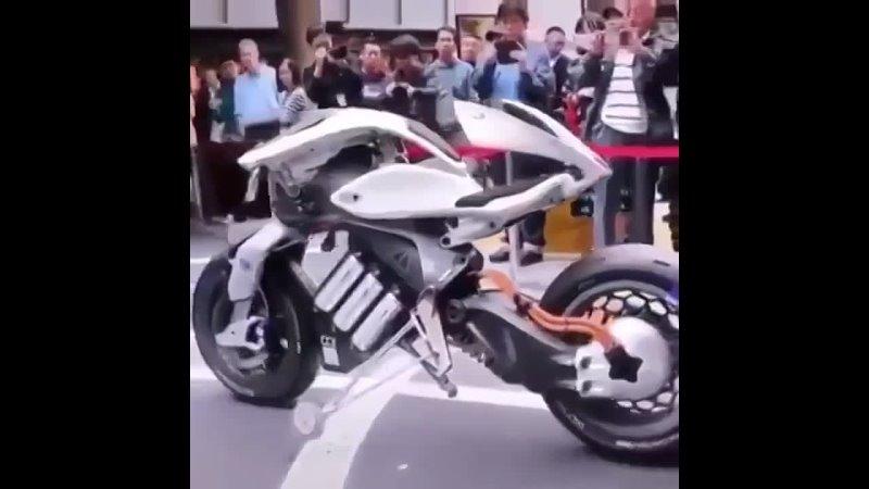 Мотоцикл будущего vjnjwbrk eleotuj