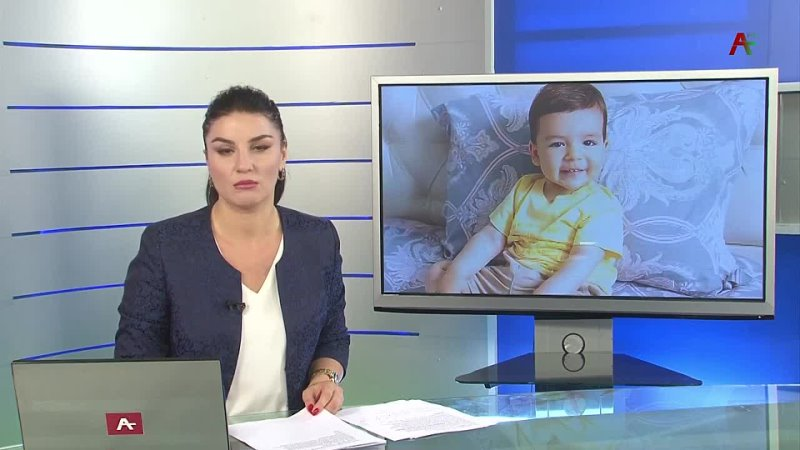 Репортаж о Габриэле Пацурия на АТ абхазский язык
