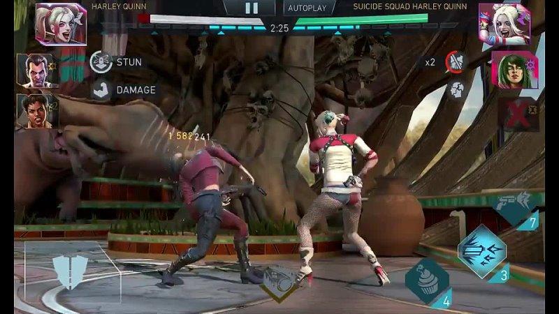 Виксен в Injustice 2 Mobile