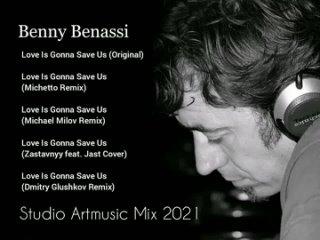 Benny Benassi - Love Is Gonna Save Us .mp4