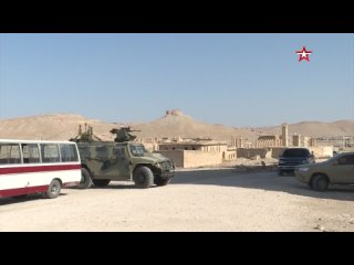 Видео от Информотряд  Сирия - Армения