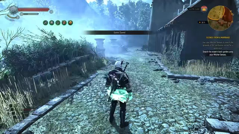 Eric Nelson The Witcher 3 when you have the best build in the game