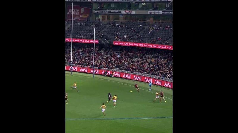 Видео от Footy universe Австралийский футбол