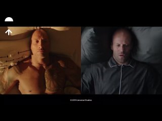 Binge Society - The Greatest Movie Scenes Fast and Furious: Hobbs and Shaw: Morning routine HD CLIP