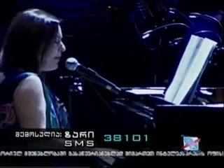 Тамара Гвердцители - Шербурские Зонтики (2011)