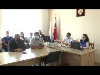 В Смоленске обсудили ремонт бульвара на улице Рыленкова
