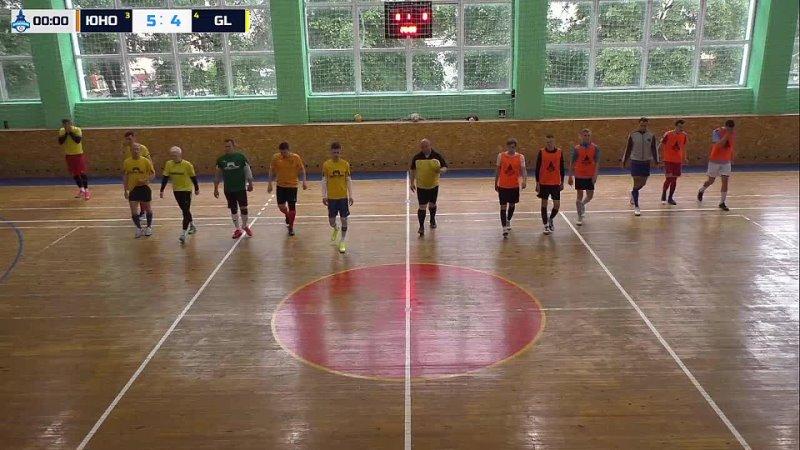 1 дивизион 3 тур ЮНОСТЬ GAMELOFT