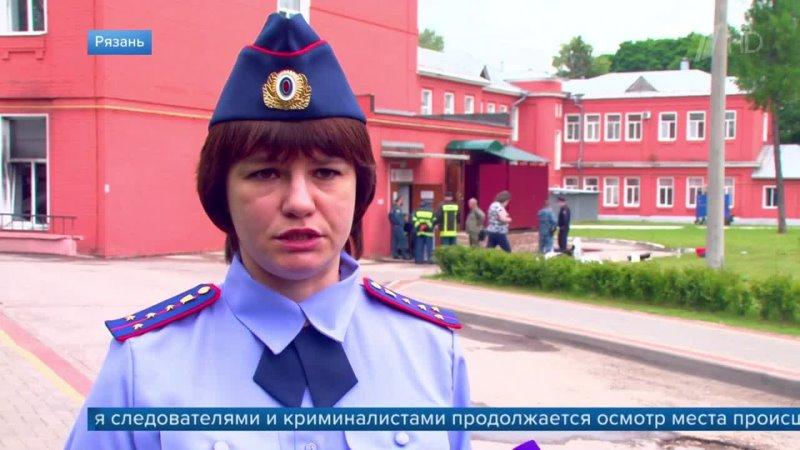 После пожара в больнице в Рязани по всей области проверят отделения реанимации с аппаратами ИВЛ