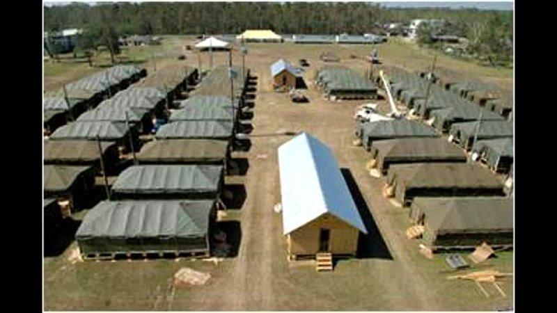 FEMA Campo de concentração para dissidentes políticos