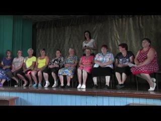 На гряной неделе русалки сидели (поют на гряной неделе)