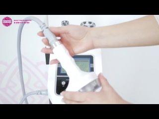 Видеообзор аппарата вакуумного массажа Magic