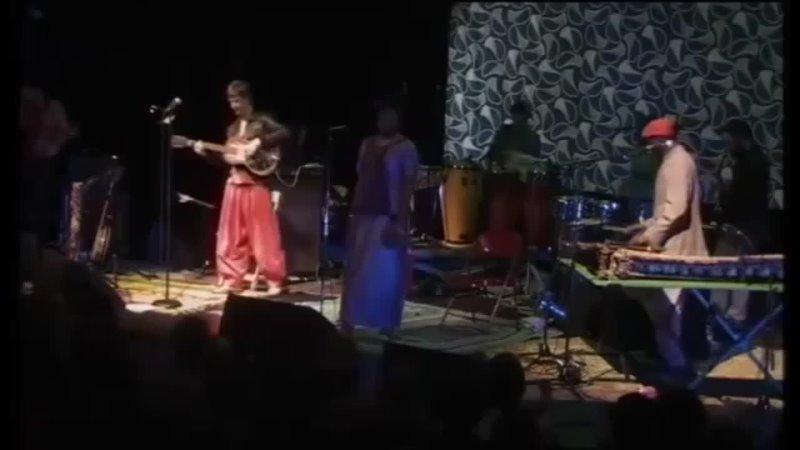 07 Zita Swoon Group Live at AB Tasuma Ji Fire Water Ancienne Belgique