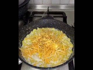 Супер-сырные макароны
