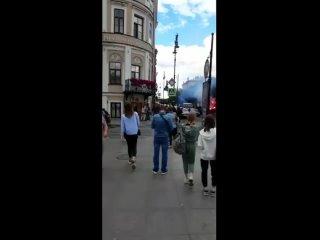 Видео от ДТП и ЧП   Санкт-Петербург   Питер Онлайн   СПб
