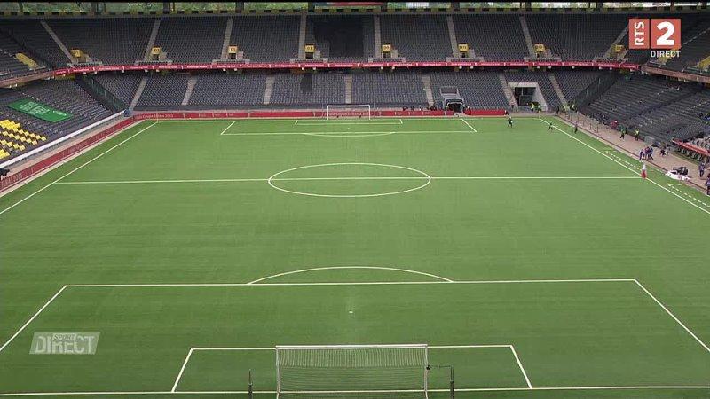 Санкт Галлен Люцерн Кубок Швейцарии 2020 2021 финал