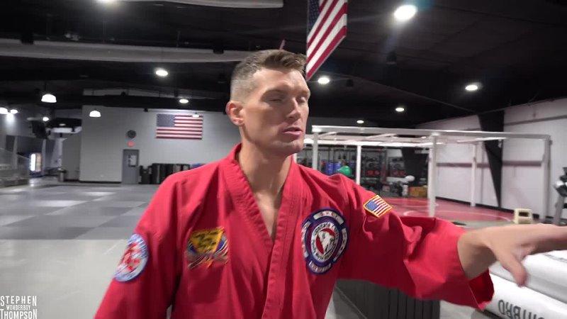 Benefits Of Training KATA For MMA VLOG Karate w Wonderboy