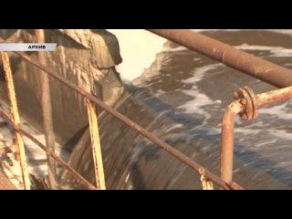 Власти пытаются избавить Курск от смрада