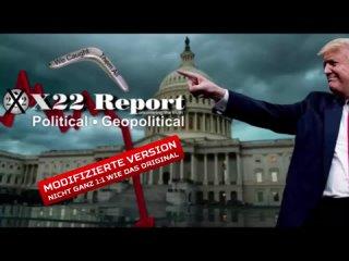 - X22 Report vom  - Jahr des Bumerangs - Größter Skandal der amerikanischen Geschichte -  Episode 2532b