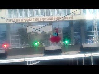 Яна Лавринович Ягодка-малинка Концерт  Могилев 27 июня 2021 день молодежи