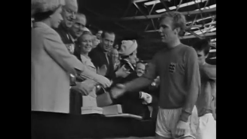 Англия ФРГ финал ЧМ 1966 обзор матча 360 X 480 mp4