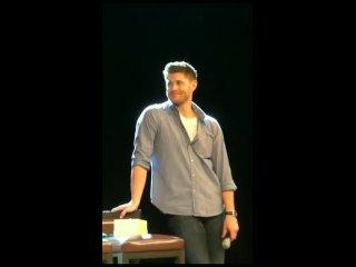 @supernaturalifp | Jensen Misha JIB 2014
