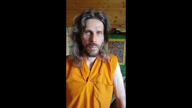 Отклик Серёжы Осподи об участии в практике дуэта Музыка Сфер