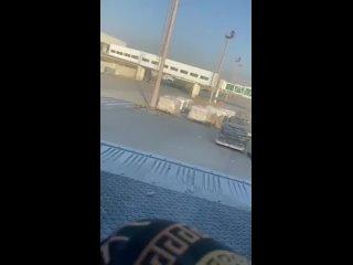 🇺🇸Американские военные в аэропорту Кабула на огневой позиции