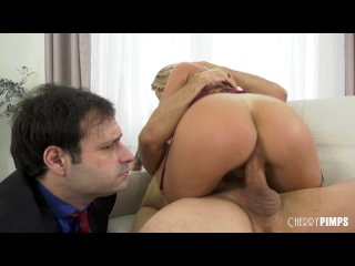 [Cucked] Madelyn Monroe - Chimney Sweeper Cleans Up That Pussy NewPorn2021