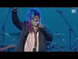 George Clinton   Мой фильм  Parliament Funkadelic   - Live at AVO Session - Qwest TV (360p)