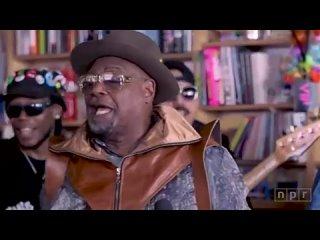 George Clinton   The P-Funk All Stars-- NPR Music Tiny Desk Concert (360p)