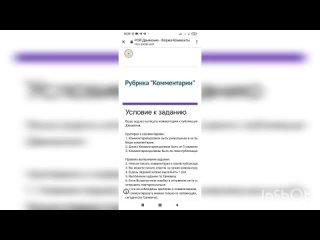 """РОЙ КЛУБ.Подробнее о рубрике """"Комментарии"""""""