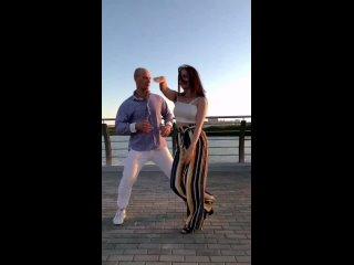 Кизомба Сергей&Виктория.mp4