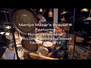 06_Marilyn Mazur Special 4 featuring Norma Winstone live excerpts, part 1