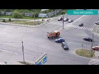 ДТП. Пошехонское шоссе - Ярославская ( в 16:29)