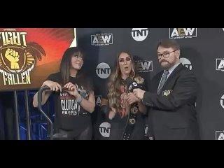 All Elite Wrestling on TNT kullanıcısından video