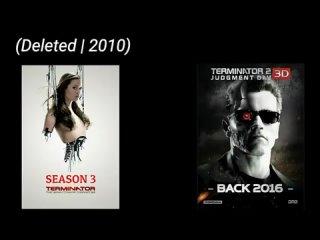 TERMINATOR - ALL Terminator Main Themes Songs  Soundtrack (HD)