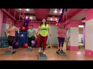 Zumba Fitness Step Тосно.mp4