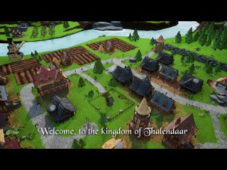 King's Reign - Rule a magical Kingdom by indirectly influencing your people's