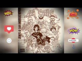 NEW/NEU/ПРЕМЬЕРА! 🌶 Джиган feat. Егор Крид, The Limba, OG Buda, Тимати - На чиле (JONVS & San Andreas Remix)