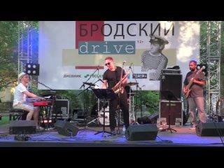 Квартет имени Музыки - Бродский DRIVE, Online Jazz Festival, концерт (, Санкт-Петербург, Музей Анны Ахматовой) HD