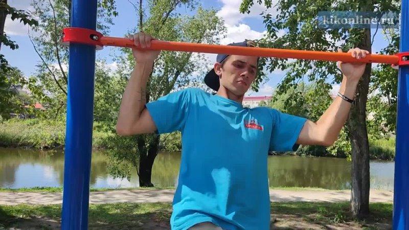 Кирилл Ситников из за травмы потерявший ногу стал известным уличным спортсменом