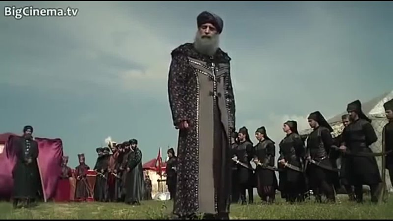 Последняя речь Султана Сулеймана перед Янычарами