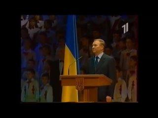 Кучма ради телешоу оставляет украинцев без электроэнергии с веерными отключениями (2000)