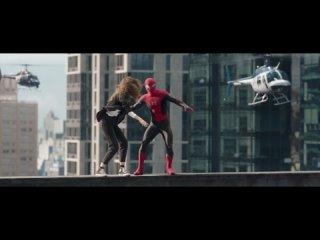 Человек-паук: Нет пути домой (Spider-Man: No Way Home) (2021) трейлер русский язык HD / Том Холланд /